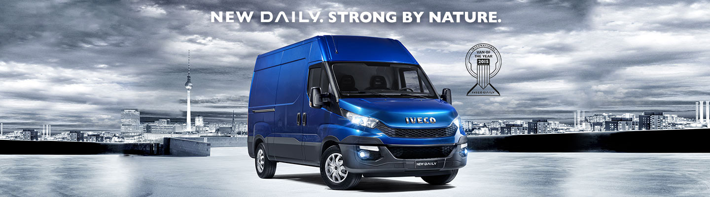 New Daily Van